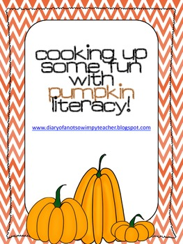 Cooking up Some Fun with Pumpkin Literacy