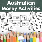 Australian Money Activities