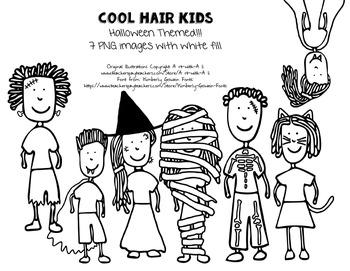 Cool Hair Kids - Halloween Edition