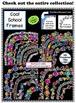 Cool School Frame Freebie!