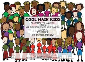 Cool hair kids - Entire Crew