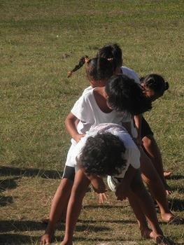 Cooperation Kickball