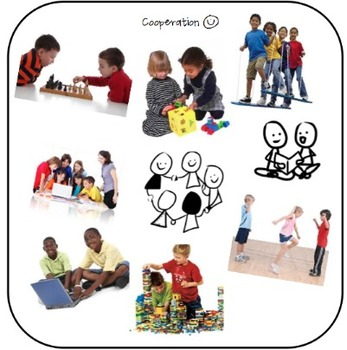 Cooperation Picture Sort