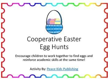 Cooperative Easter Egg Hunts