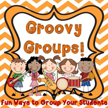 Cooperative Learning - Fun Ways to Group Your Students!