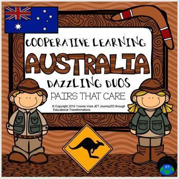 Cooperative Learning Dazzling Duos Pairs that Care Austral