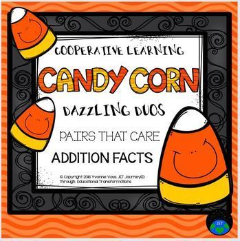 Cooperative Learning Dazzling Duos Pairs that Care Candy C