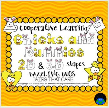 Cooperative Learning Dazzling Duos Pairs that Care Chicks
