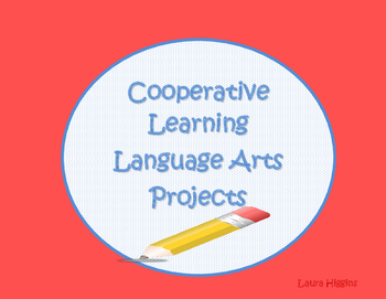 Cooperative Learning Language Arts Projects