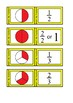 Quiz Quiz Trade Simple Circle Fractions Cards