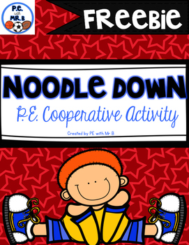 Cooperative Noodle Challenge