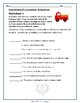 Coordinate Adjectives and Cumulative Adjectives Worksheets 2