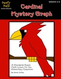 Coordinate Graphing / Ordered Pairs Mystery Picture: Cardinal