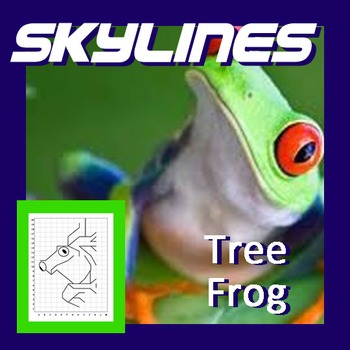 Coordinate Graphing - Skylines - Amazon Tree Frog