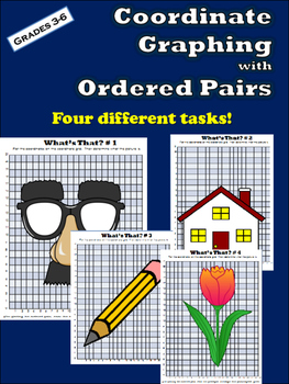 Coordinate Graphing with Ordered Pairs