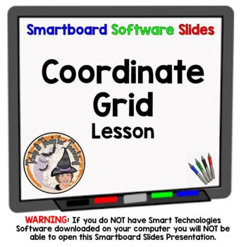 Coordinate Grid Plane Graphing Points 4 Four Quadrants Sma