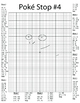 Coordinate Plane Pictures (Psyduck)