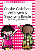 Cootie Catcher - Antonym & Synonym Bundle ~NEW!~