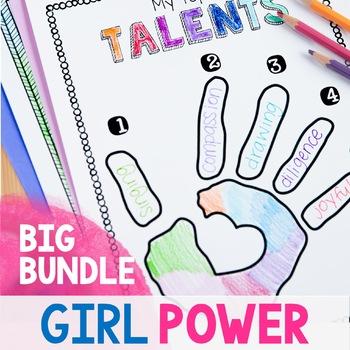 Coping Skills & Friendship Bundle for Girls