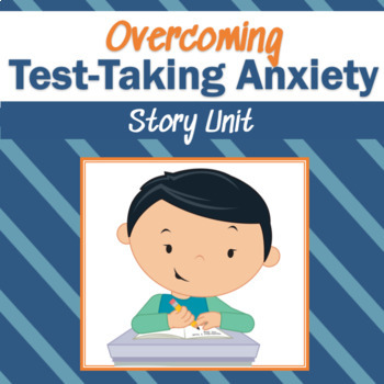 Social Story: Coping Strategies for Test Anxiety - a compl