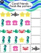 Coral Friends Worksheets and More Printable Pack