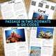 Coral: Informational Article, QR Code Research & Fact Sort