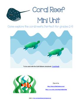 Coral Reef Mini Unit