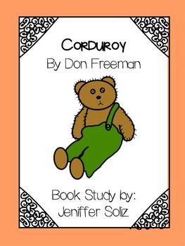 Corduroy Book Study