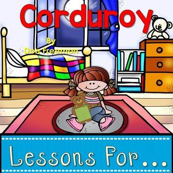 Corduroy - Lessons For {PK/K}