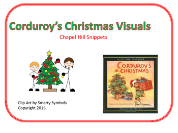 Corduroy's Christmas Visuals---EC/SLP