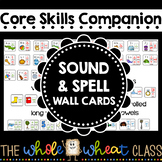Core Skills Companion: Sound & Spell Cards