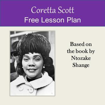 Coretta Scott  by Ntozake Shange Illustrated by Kadir Nels