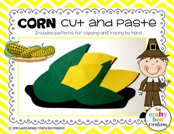 Corn Cut and Paste
