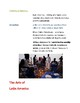 Cornell Notes (Cultures & Lifestyles) Latin America and Su
