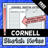 Cornell Sketch Notes - FREE DOWNLOAD