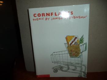 Cornflakes:  Poems  ISBN 0-439-29799-0