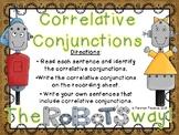 Correlative Conjunctions - Common Core Aligned - Grade 5