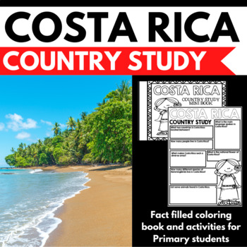 Costa Rica Booklet Country Study