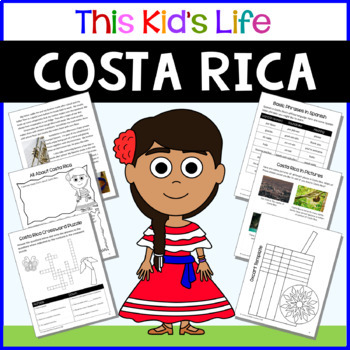 Costa Rica Country Study