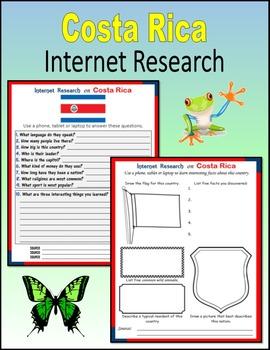 Costa Rica (Internet Research)