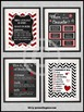 School Counselor Office Door Signs Red and Black Counseling Decor