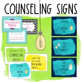 Counseling Signs Fun Pack (20 signs)