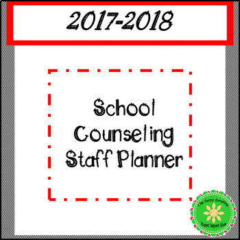 Counselor Planner (2016-2017 Edition -Simple Black)