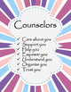 Counselor Decor Poster Shine #50% off