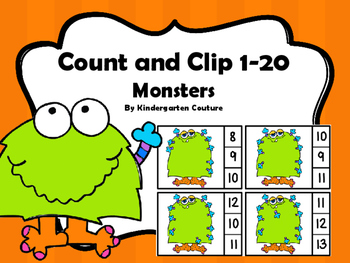 Count And Clip -Monster Arms