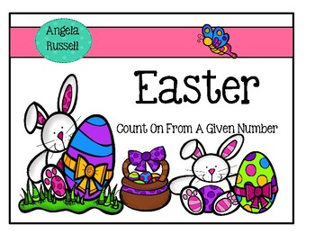 Count And Paste On From A Given Number ~ Easter