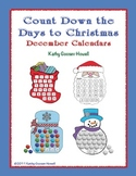Count Down the Days to Christmas - December Calendars
