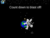 Count Down to Blast Off!