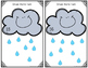 Count, Draw, & Wipe {Rain Themed}