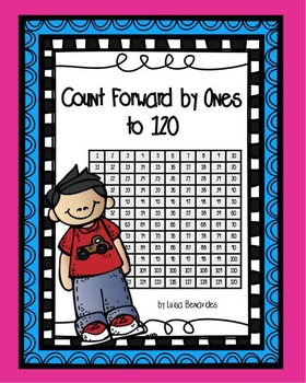 Count Forward by Ones from 1 to 120